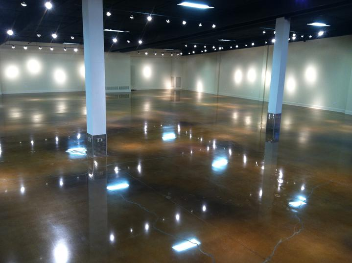 Stained Concrete Austin Tx