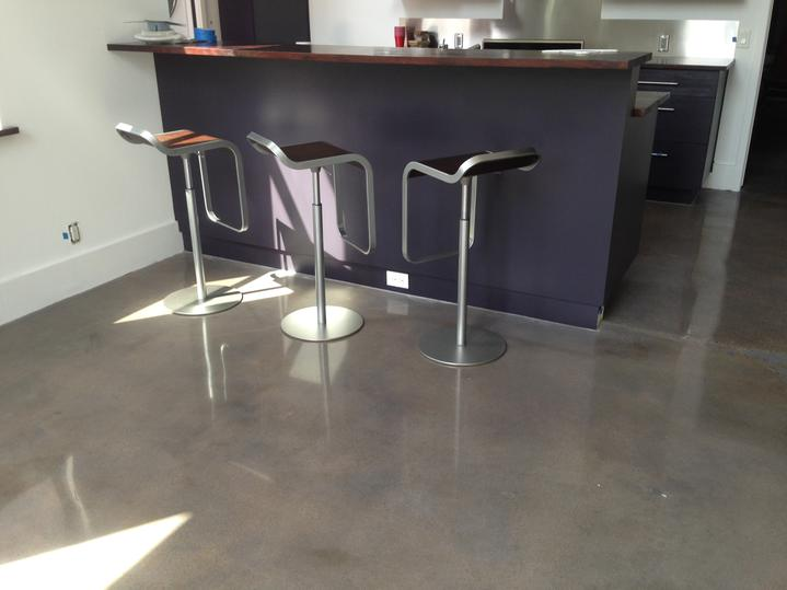 Diamond Polished And Stained Concrete By The Pros Texas Flooring